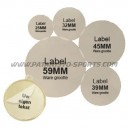 Medaille Labels